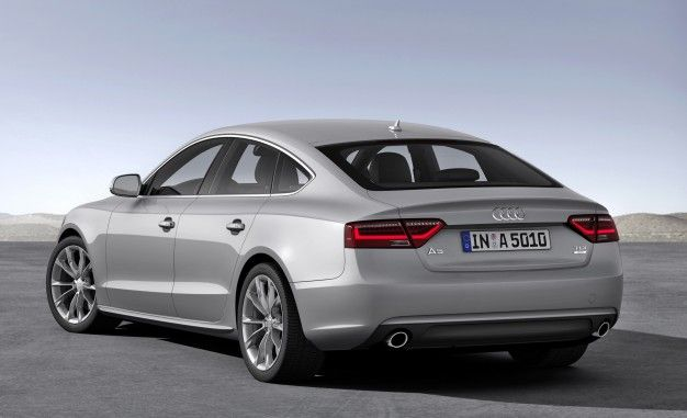 Audi A Sportback Planned For The US But Not A Diesel News - Audi a5 sportback us