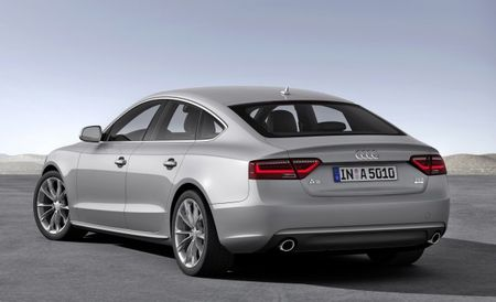 Audi A5 Sportback May Come to America, but the Diesel A4 Won't