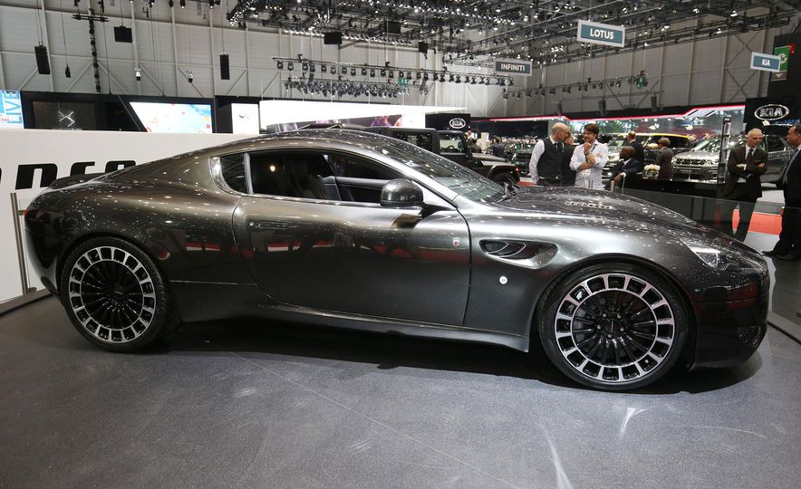 11 of the Wildest Rides of the 2016 Geneva Auto Show - Slide 4