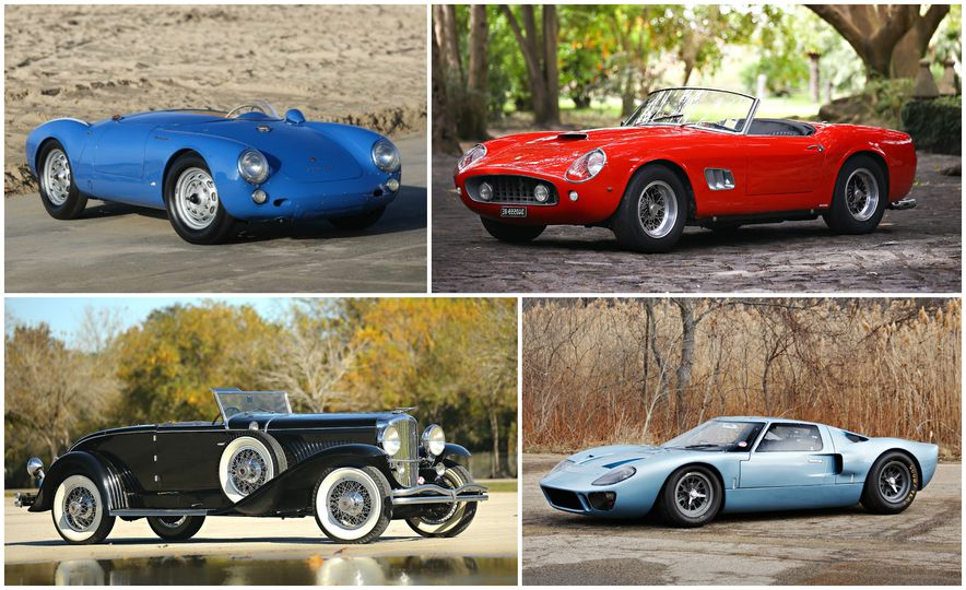 Cash Money Tendered: The Top Sales from the 2016 Amelia Island Auctions - Slide 1