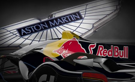 Gives You Wings: Aston Martin and Red Bull to Collaborate on New Hypercar