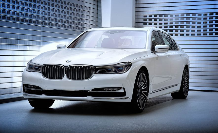BMW 750Li xDrive Solitaire Edition - Slide 1