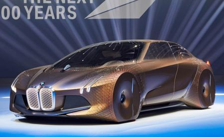 BMW Vision Next 100 Concept: The Ultimate Riding Machine