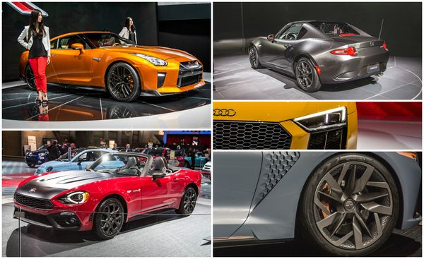 New York Auto Show New Debuts And Future Cars Car And Driver - New car show