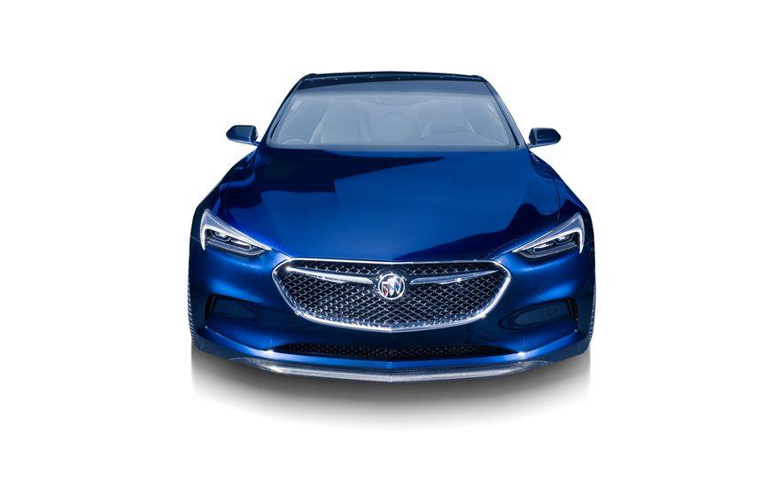 Buick Avista concept - Slide 2