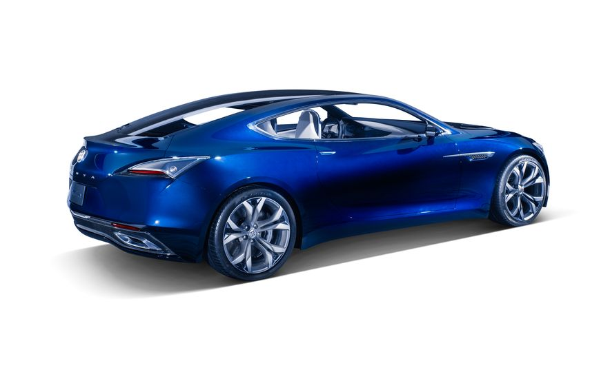 Buick Avista concept - Slide 3
