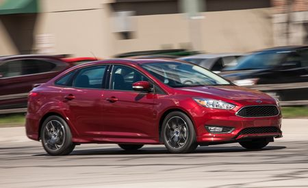 Previously Manual-Only Ford Focus 1.0L EcoBoost Now Available with Automatic