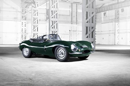 "Jaguar Classic to Build Nine More XKSS Roadsters to ""Complete History"""