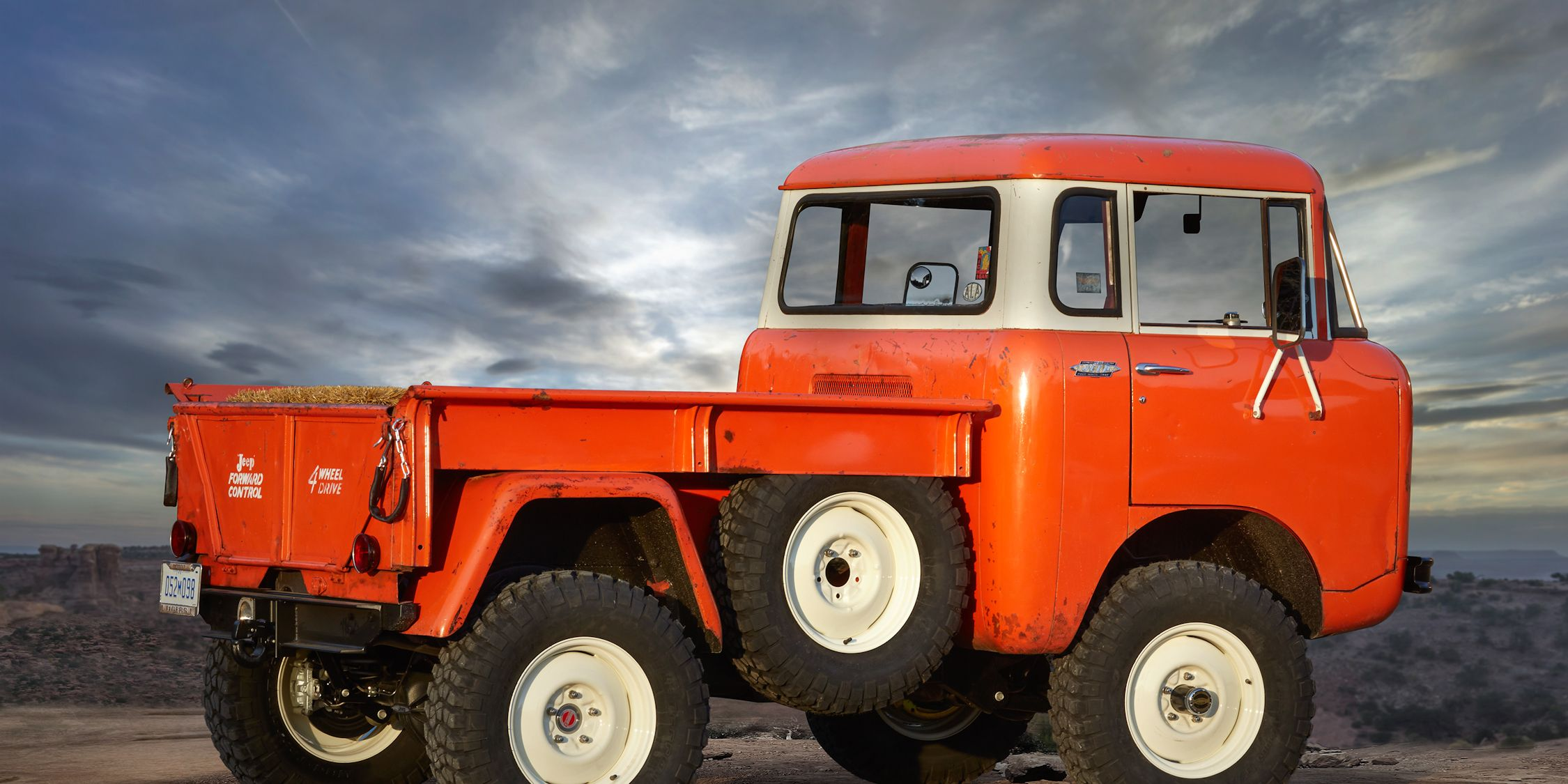 Face Forward Jeep Fc150 Concept Is A Blend Of Old And Older News