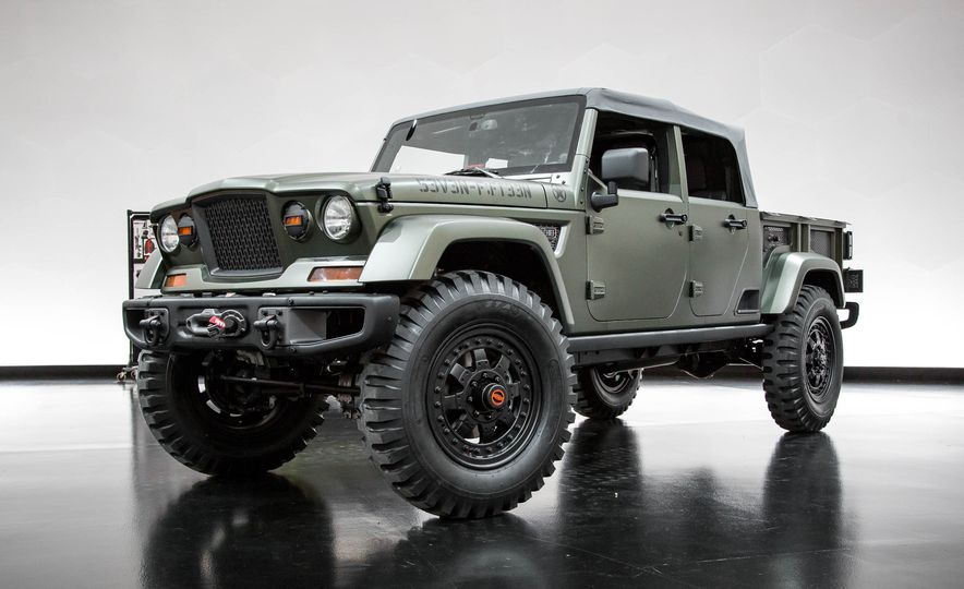 Every Crazy Jeep Concept Created for the 50th Easter Jeep Safari - Slide 2