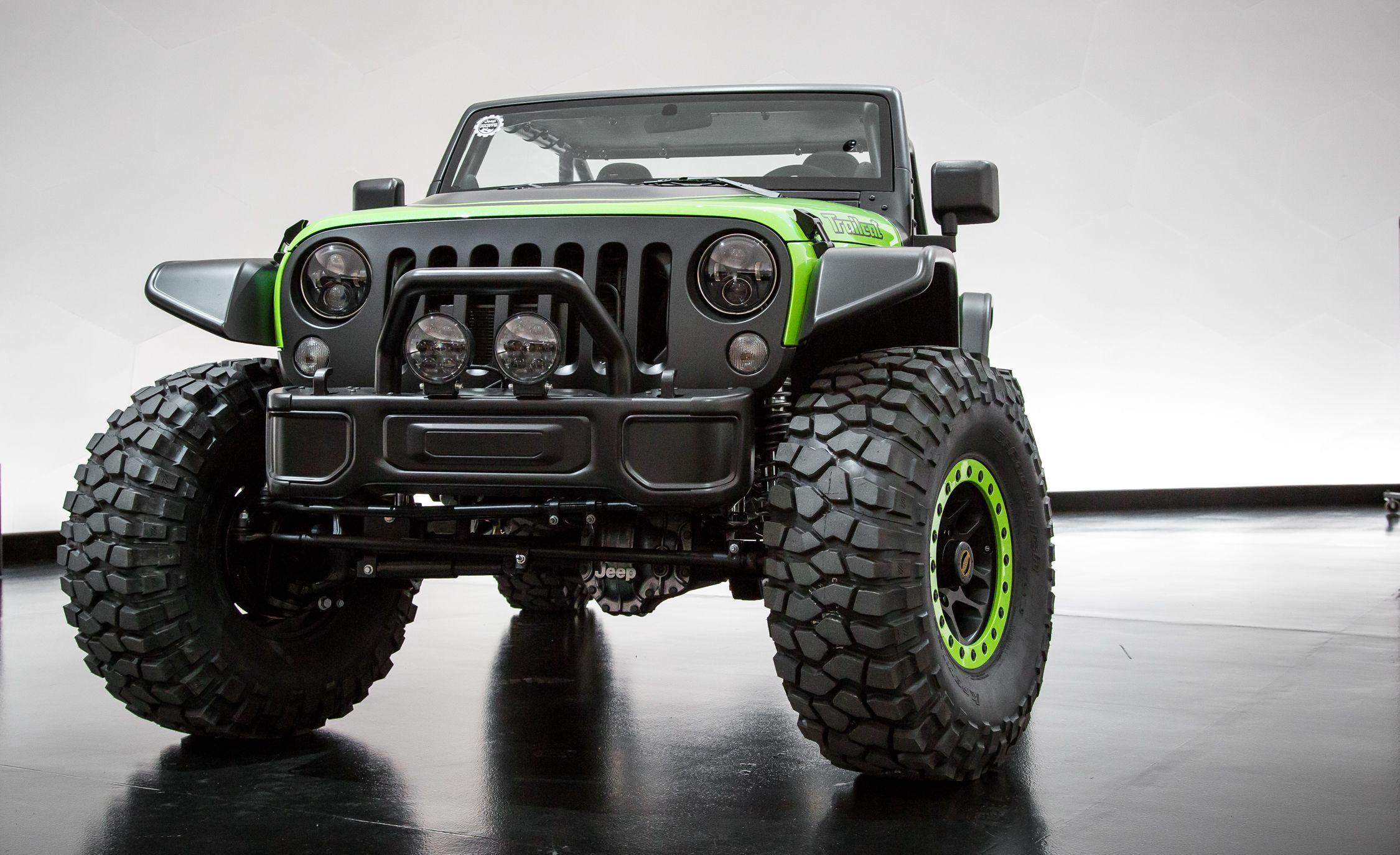 2017 jeep wrangler concept design 2017 - 2017 Jeep Wrangler Concept Design 2017 68