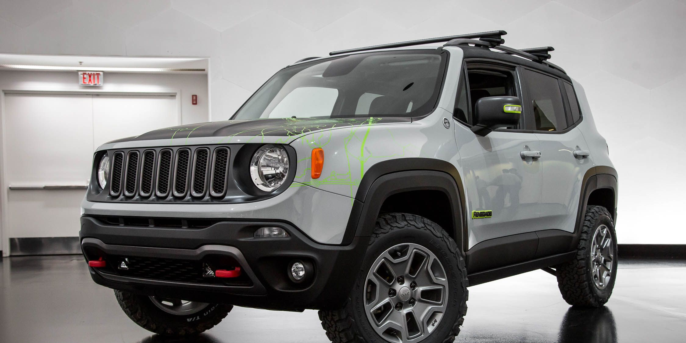 Every Crazy Jeep Concept Created for the 50th Easter Jeep Safari