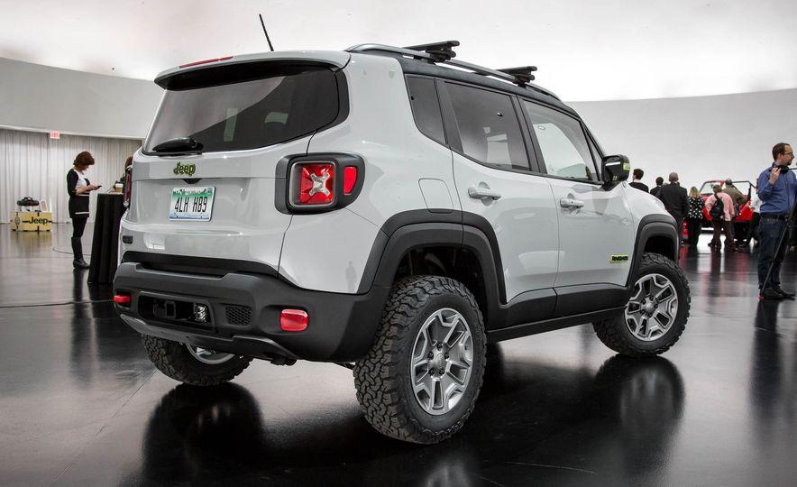 Jeep Wrangler Trailstorm concept - Slide 17