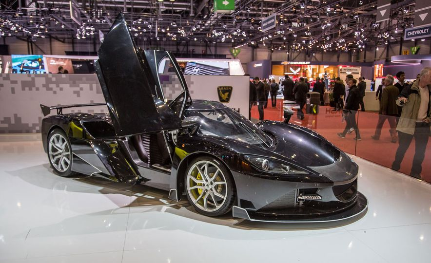 11 of the Wildest Rides of the 2016 Geneva Auto Show - Slide 23