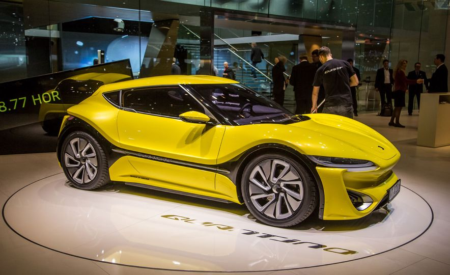 11 of the Wildest Rides of the 2016 Geneva Auto Show - Slide 6