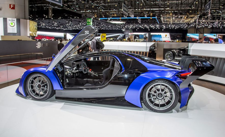 11 of the Wildest Rides of the 2016 Geneva Auto Show - Slide 3