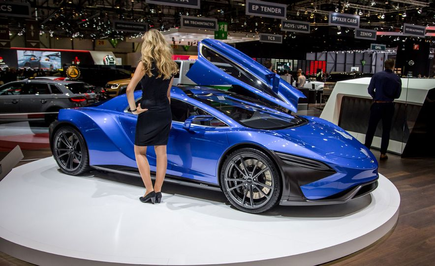 11 of the Wildest Rides of the 2016 Geneva Auto Show - Slide 2
