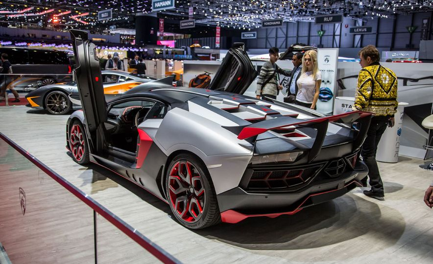 11 of the Wildest Rides of the 2016 Geneva Auto Show - Slide 19