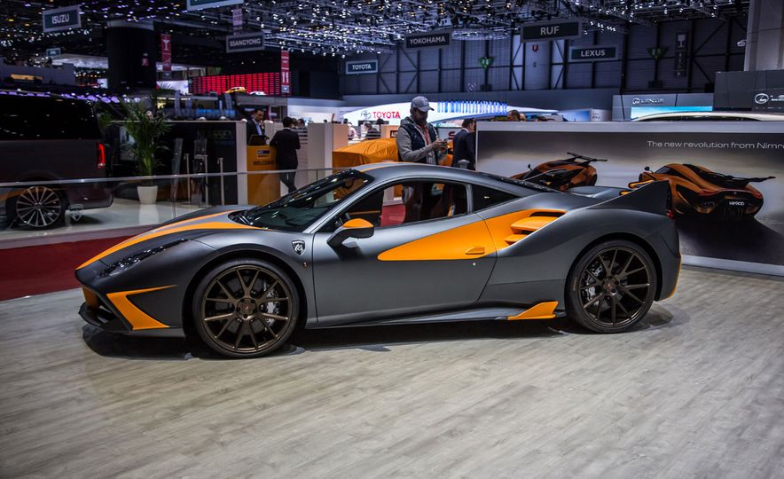 11 of the Wildest Rides of the 2016 Geneva Auto Show - Slide 16