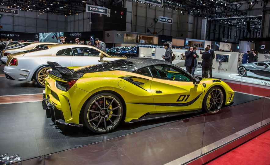 11 of the Wildest Rides of the 2016 Geneva Auto Show - Slide 11
