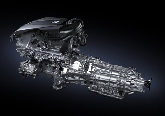 Two Trans Enter, One Trans Leaves: Details of the New Lexus Multi Stage Hybrid
