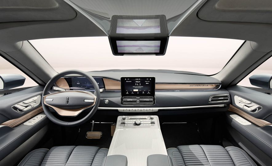 Lincoln Navigator concept - Slide 10