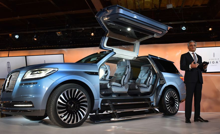 The 10 Must-See Debuts from the 2016 New York Auto Show - Slide 10