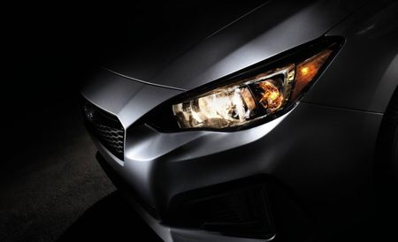 Redesigned 2017 Subaru Impreza to Debut Later This Month
