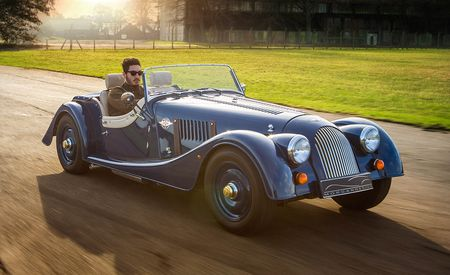 Good Show! Morgan Plans to Sell Its Venerable Roadsters in America Again