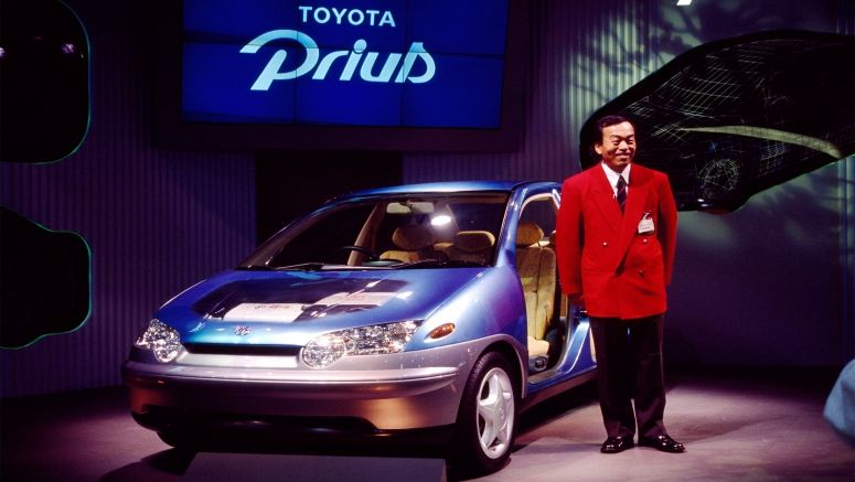 Prius History: From precedents to Prime - Slide 5
