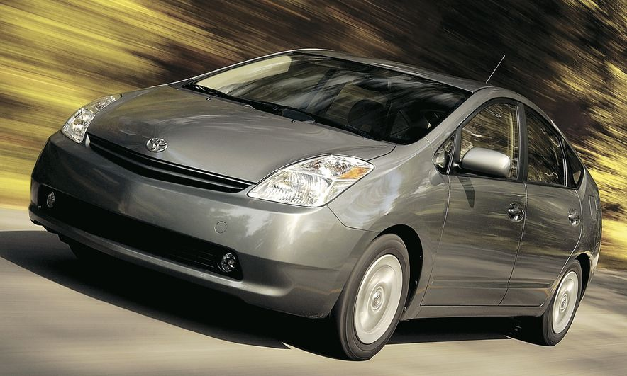 Prius History: From precedents to Prime - Slide 11