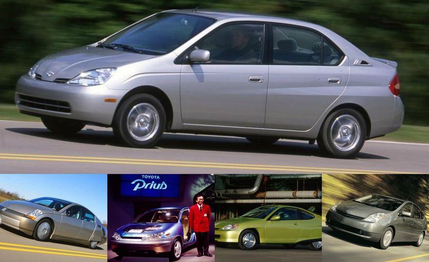Prius History: From precedents to Prime - Slide 1