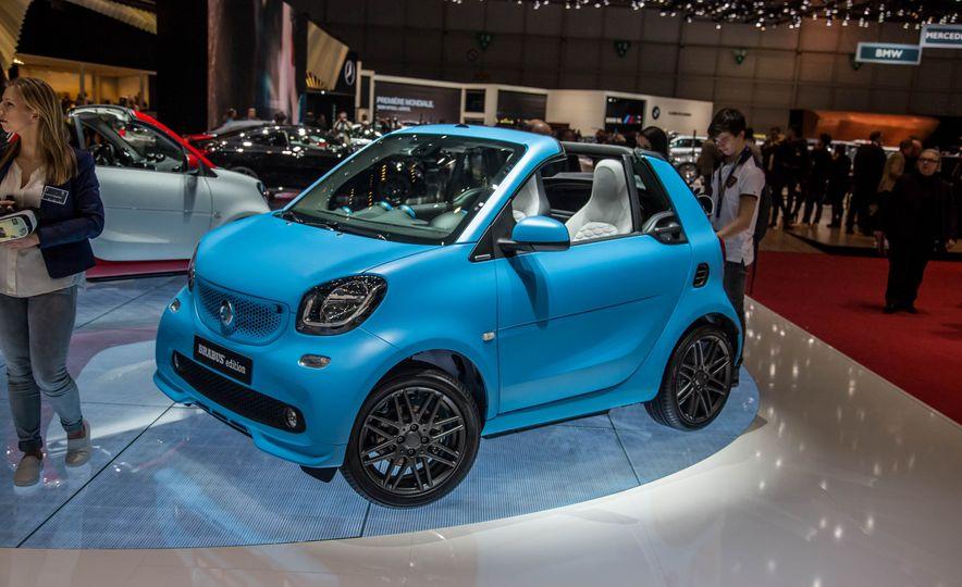Smart Fortwo cabriolet Brabus edition - Slide 3
