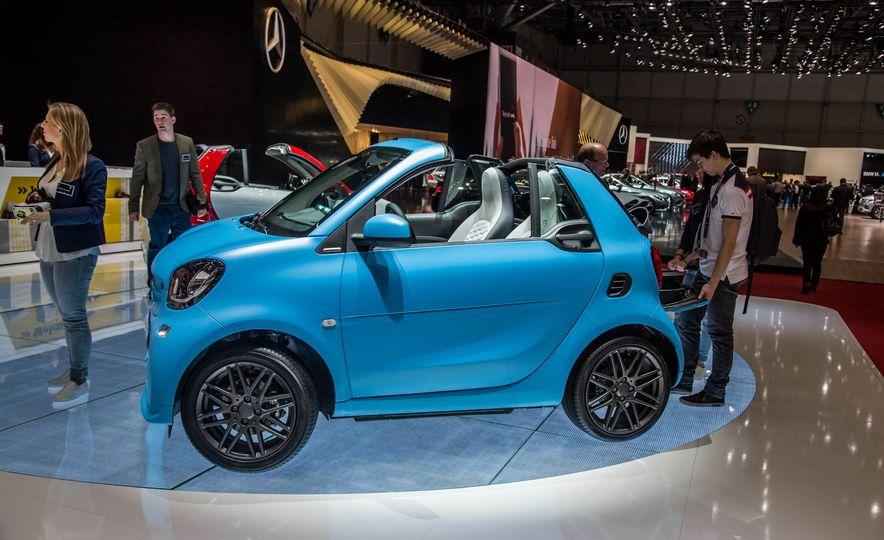 Smart Fortwo cabriolet Brabus edition - Slide 4