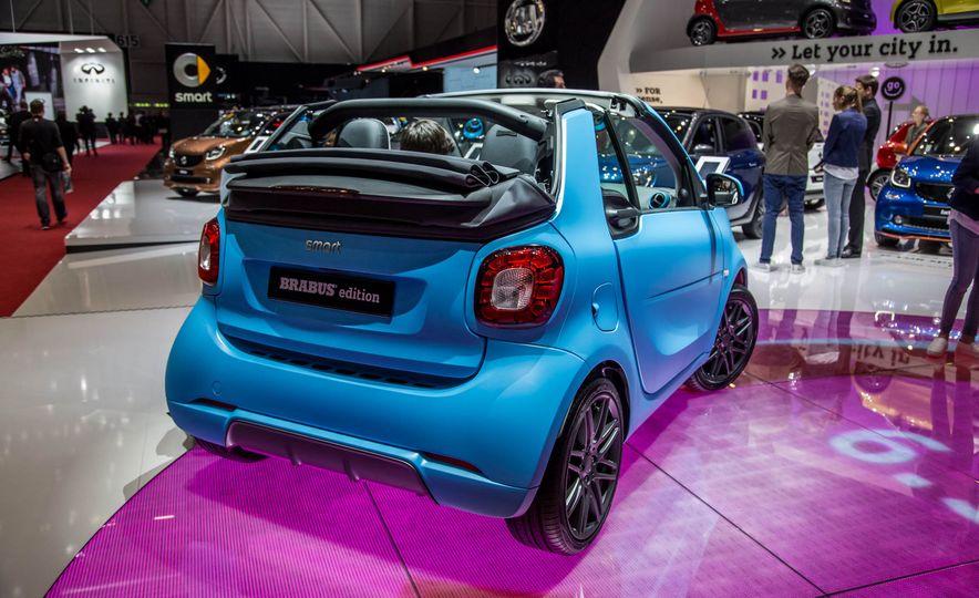 Smart Fortwo cabriolet Brabus edition - Slide 7