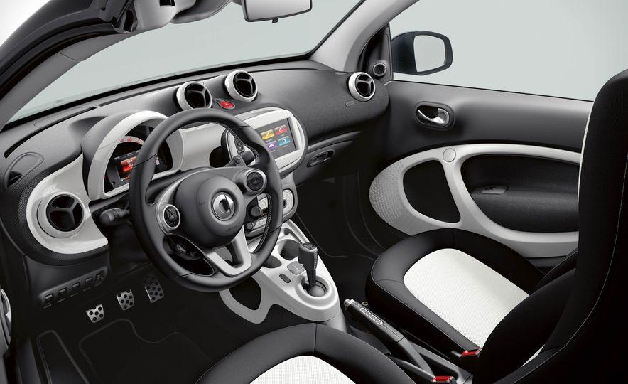 Smart Fortwo cabriolet Brabus edition - Slide 21