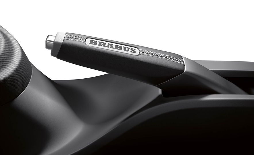 Smart Fortwo cabriolet Brabus edition - Slide 24
