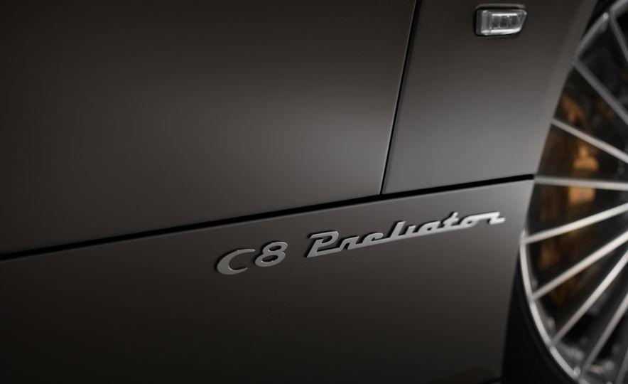 Spyker C8 Preliator - Slide 24