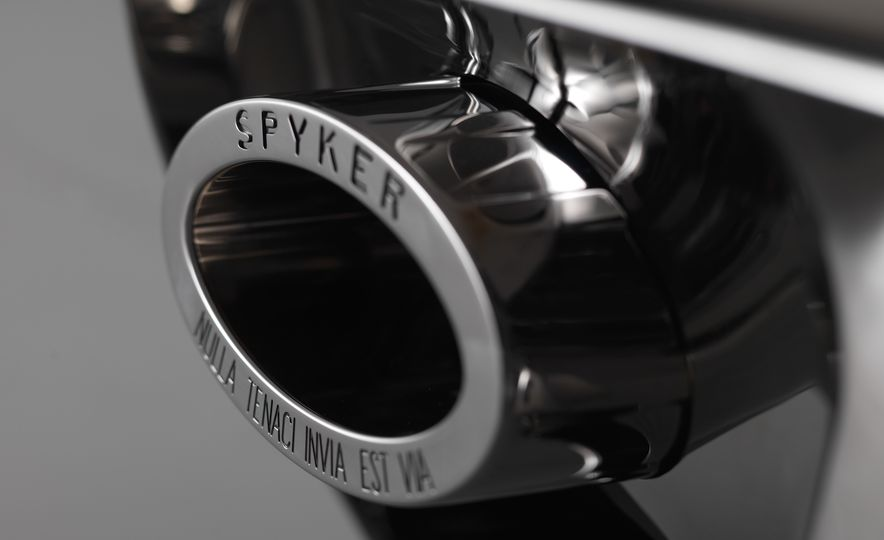 Spyker C8 Preliator - Slide 32