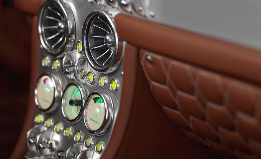 Spyker C8 Preliator - Slide 43