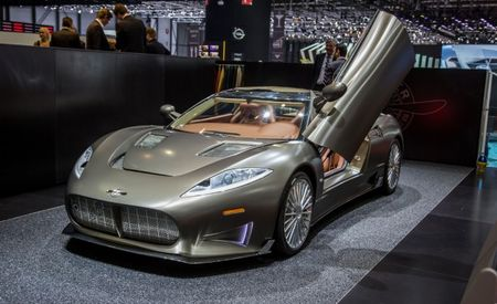 Dutch Supercar Maker Spyker Gets Unspyked, Reveals C8 Preliator