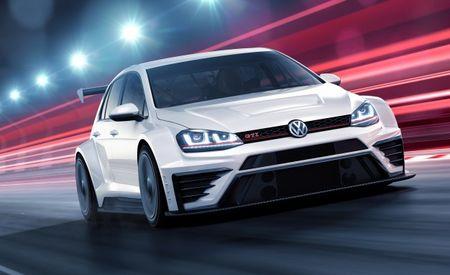TCR, Meet GTI: VW's Golf Race Car Gets Familiar Name, Customer Racing Program