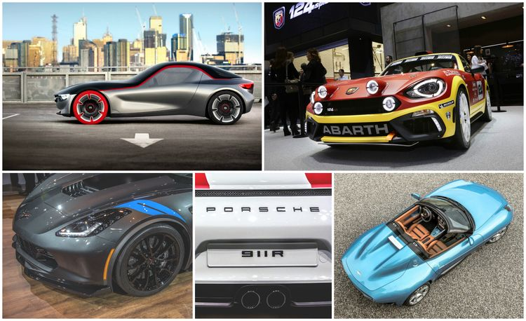 Speed Freaks: The Hottest Performance Cars at the 2016 Geneva Auto Show