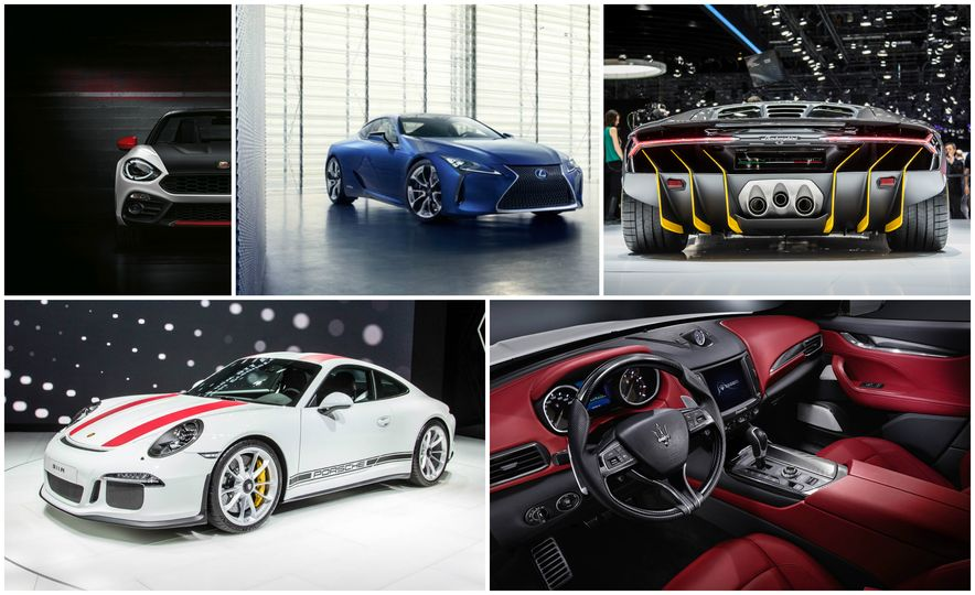 Swiss (Can't) Miss: The Must-See Cars of the 2016 Geneva Auto Show - Slide 1