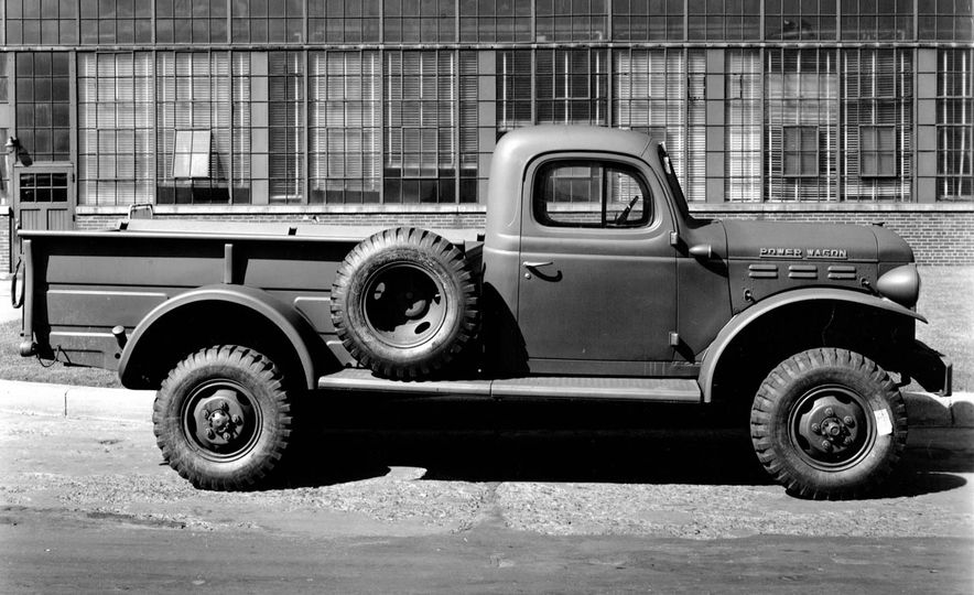 An Illustrated History of the Pickup Truck - Slide 3