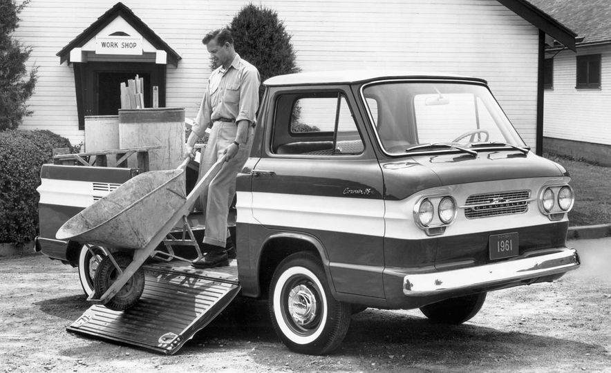An Illustrated History of the Pickup Truck - Slide 5