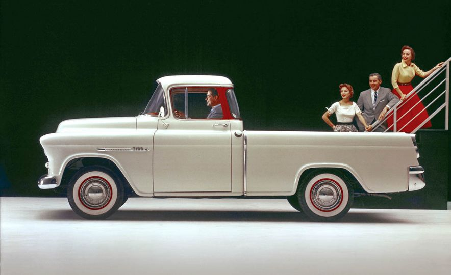 An Illustrated History of the Pickup Truck - Slide 7
