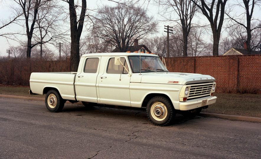 An Illustrated History of the Pickup Truck - Slide 10