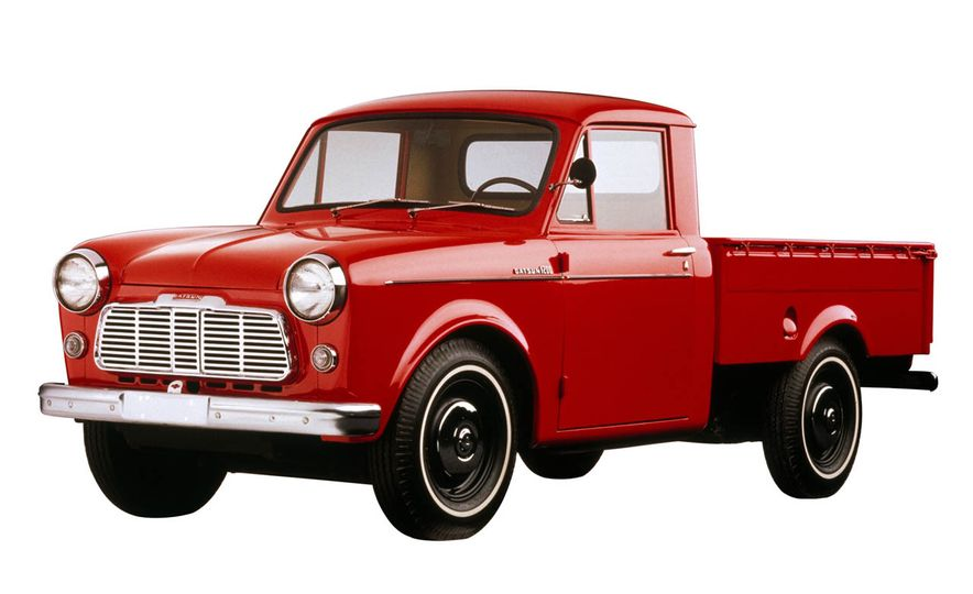 An Illustrated History of the Pickup Truck - Slide 12