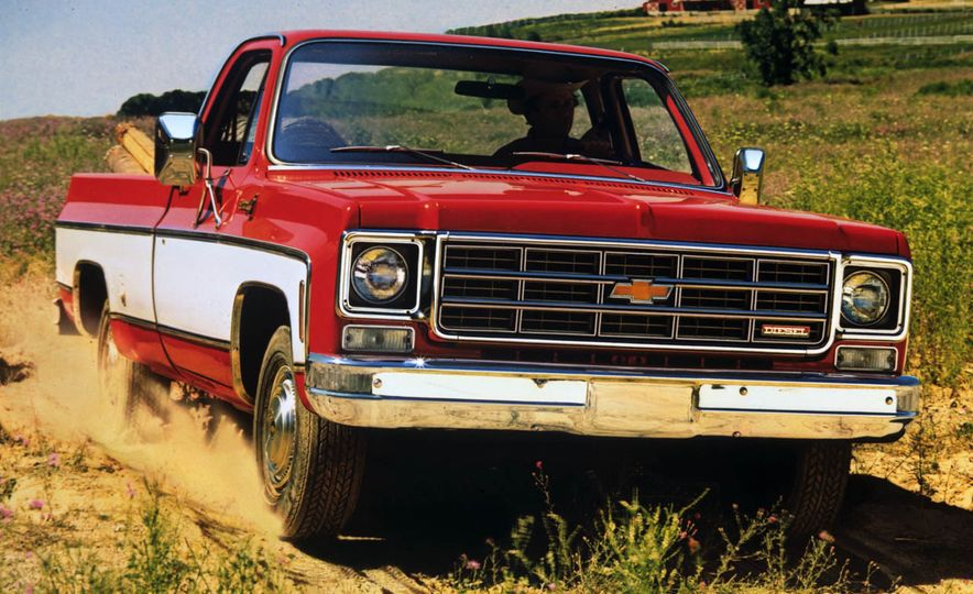 An Illustrated History of the Pickup Truck - Slide 19